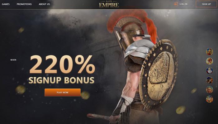 Slots Empire Casino No Deposit Bonus Codes